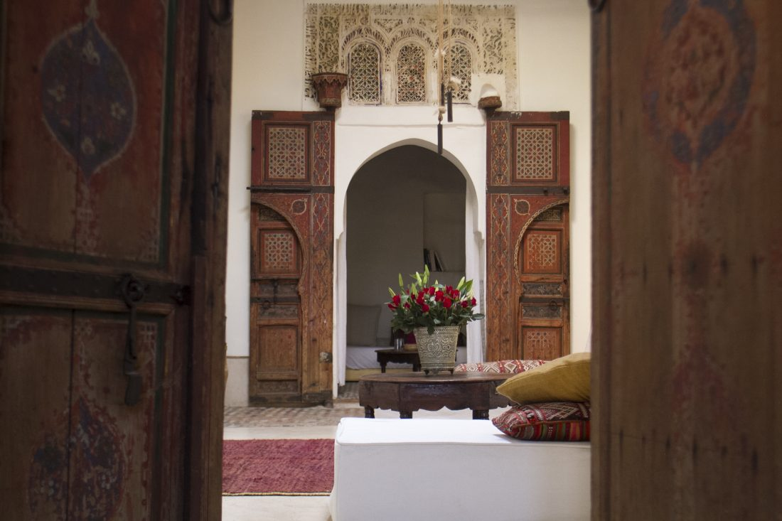 Grande suite dar el Qadi
